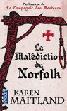 La malédiction du Norfolk de Karen Maitland