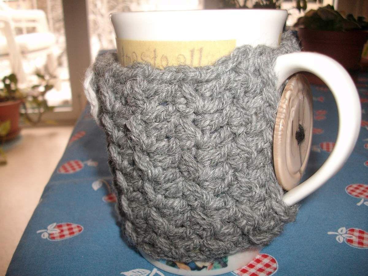 même le thé reste au chaud...