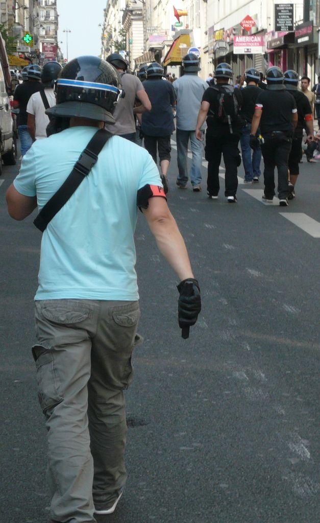 Manifestation pour Gaza et la Palestine - Paris - Barbès - 19 juillet 2014