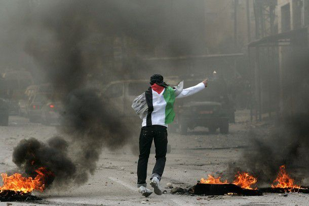 Palestinian Progressive Youth Union: The rising intifada and revolution of the youth