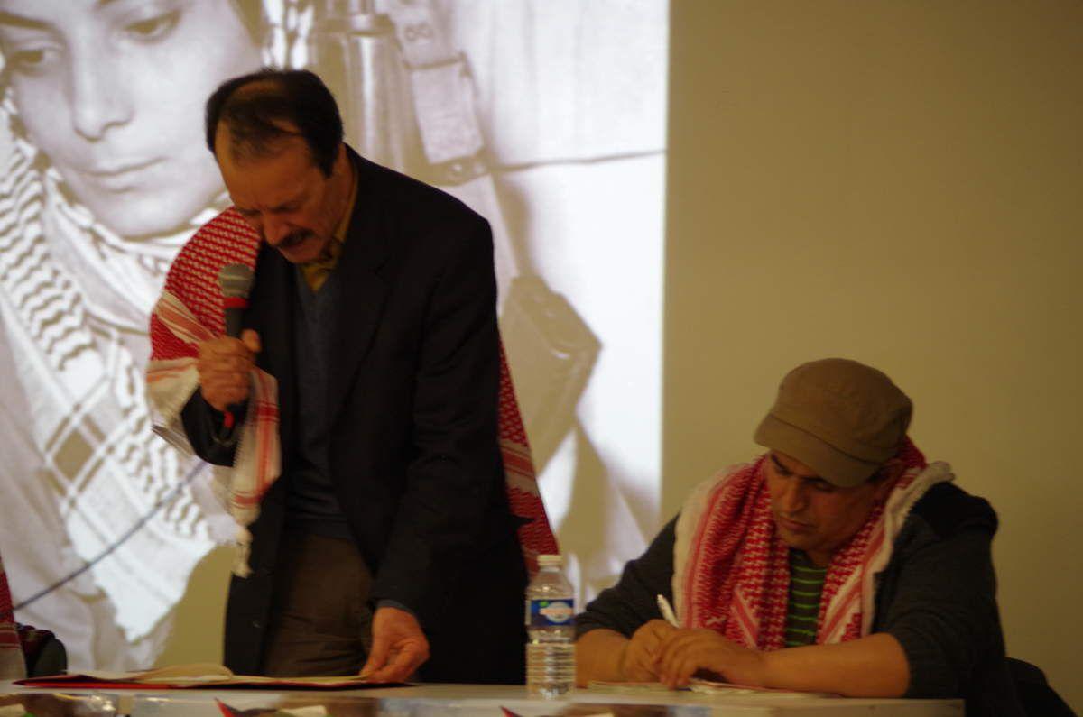 ندوة حاشدة في باريس من أجل تحرير جورج عبد الله من سجون الامبريالية