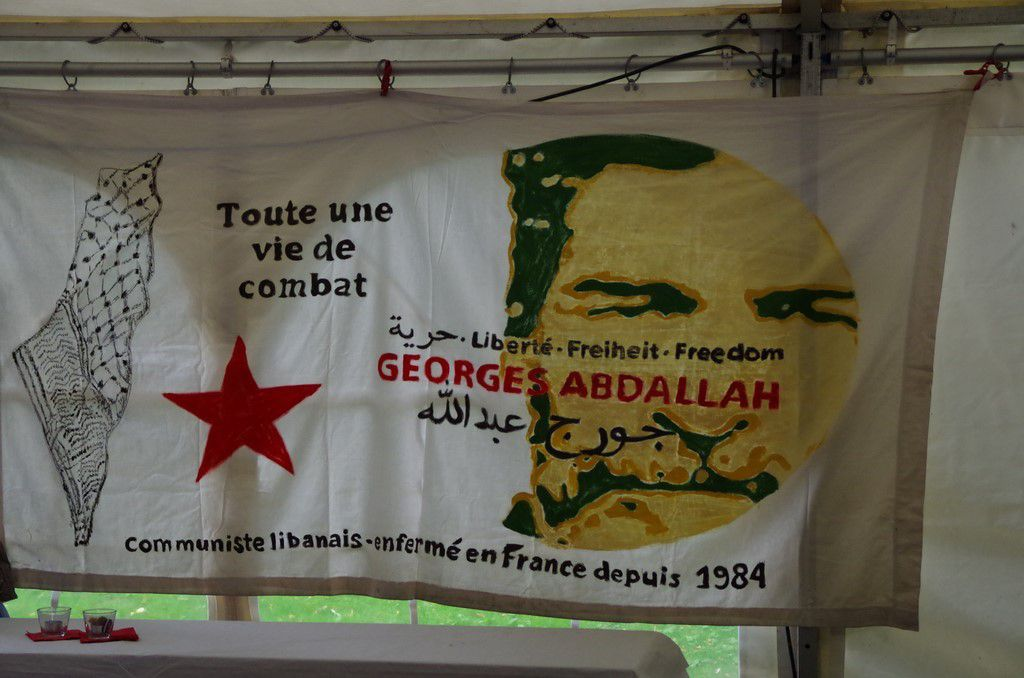 Struggle to free Georges Ibrahim Abdallah highlighted at Dortmund festival