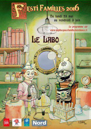 Les FestiFamilles 2016 Le Labo