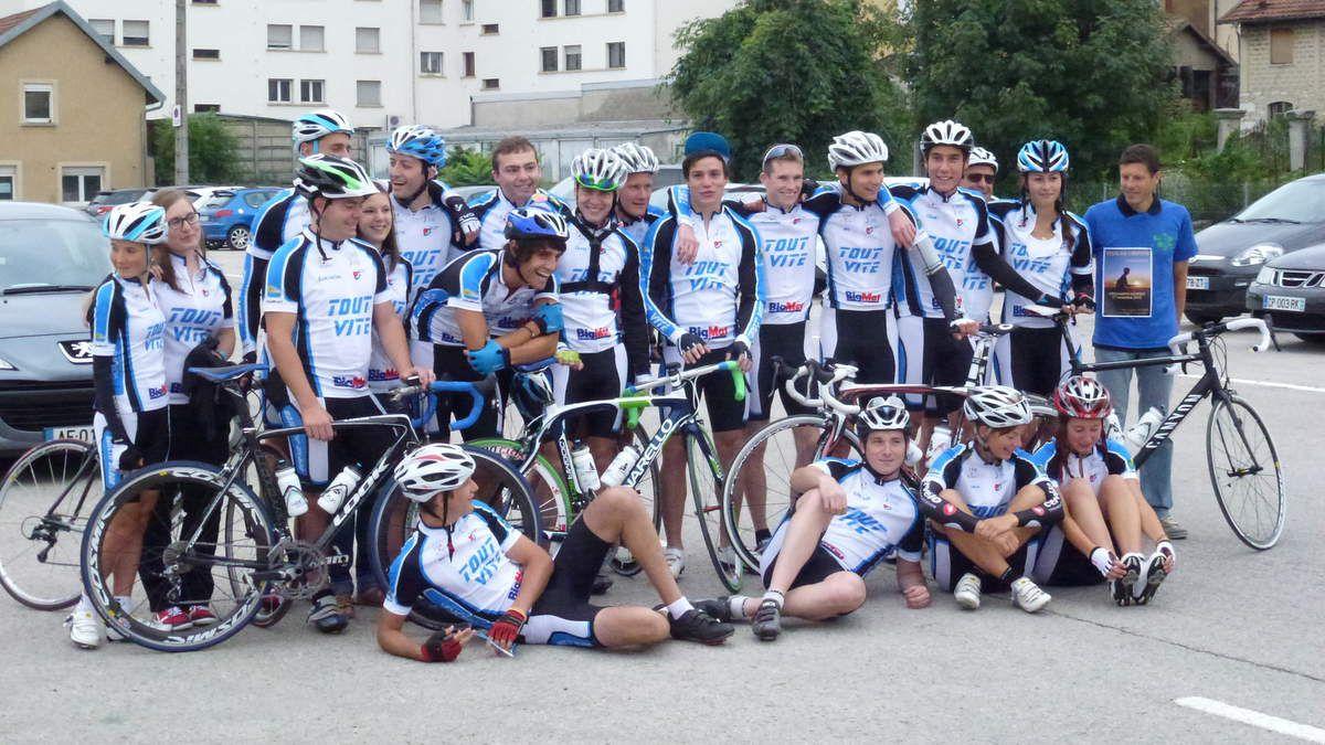 A l'attaque des Alpes - Présentation de la Dream Team