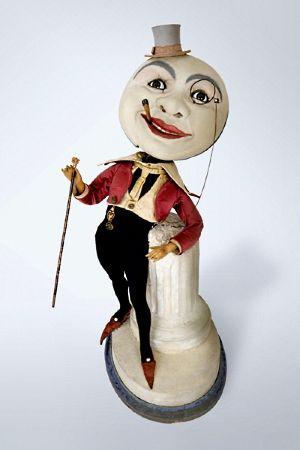 Automate Dandy Lunaire par Gustave Vichy - Collection ville de Neuilly sur Seine (C)DR