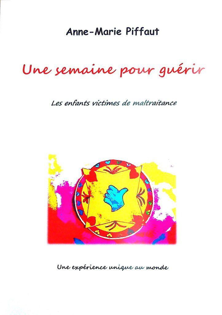 Une semaine pour guérir . Editions BAUDELAIRE Se trouve en ligne et dans les librairies