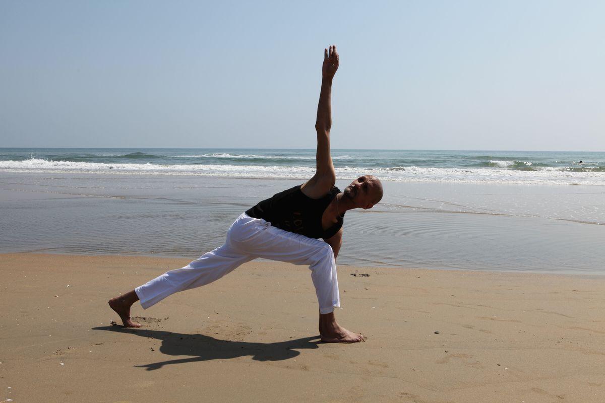 Album - postures Yoga Manfred - février 2015