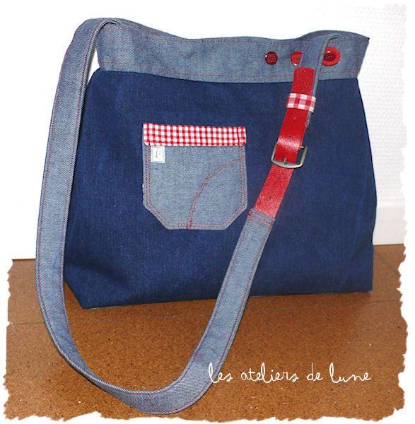 un sac plus classique
