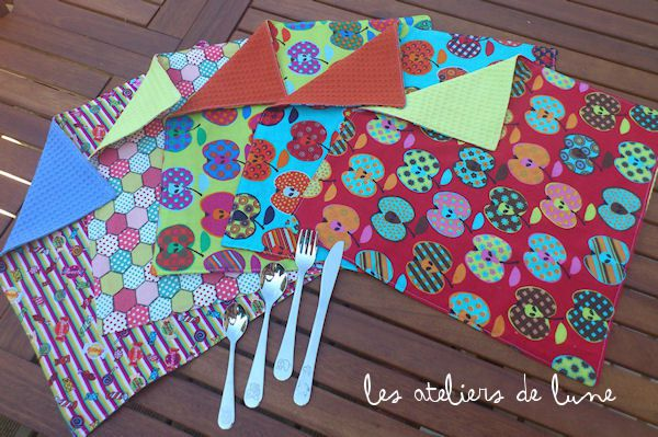 Serviette de table !!!