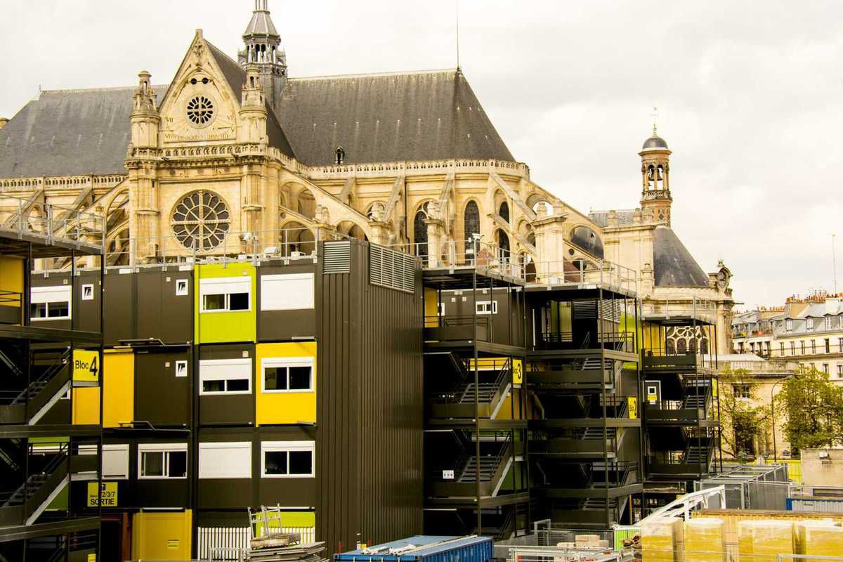 From Baltard's Halles to Canopé