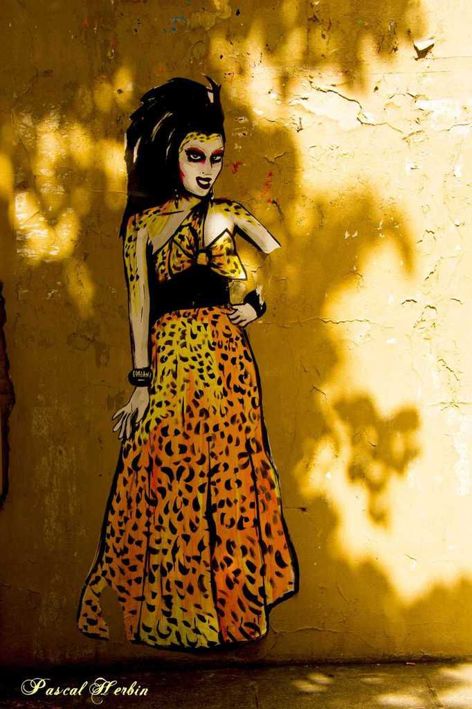 Urban Art : Manara's dead end