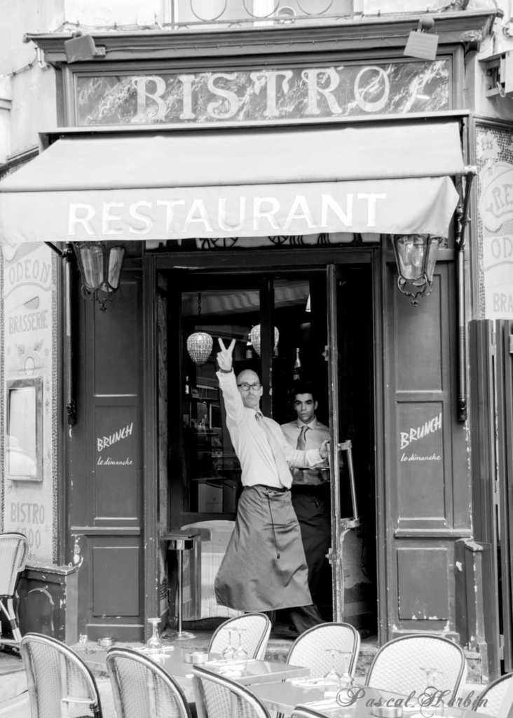 Street shooting, St-Germain