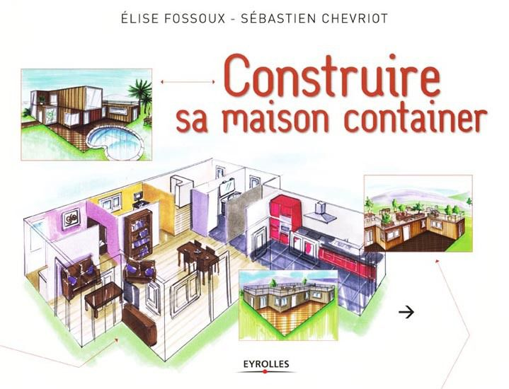 pr sentation projet construction sur la base de container maritime. Black Bedroom Furniture Sets. Home Design Ideas