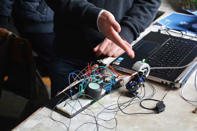 LABFAB - Arduino Day