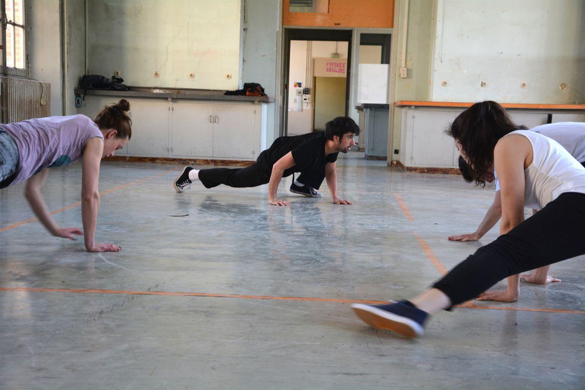 [En cours] Danse à Pasteur