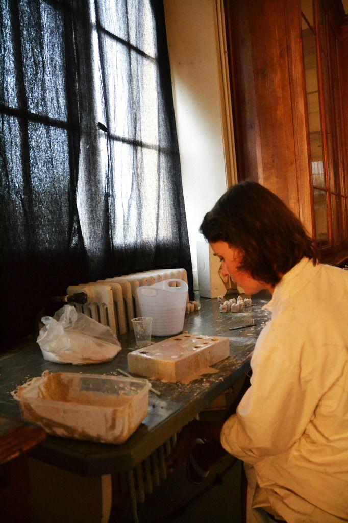 Théatre d'objets à Pasteur