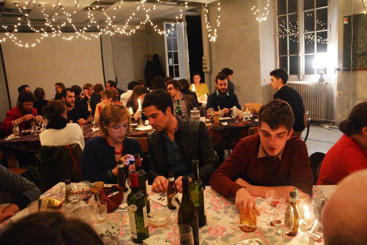 La Dinée à Pasteur