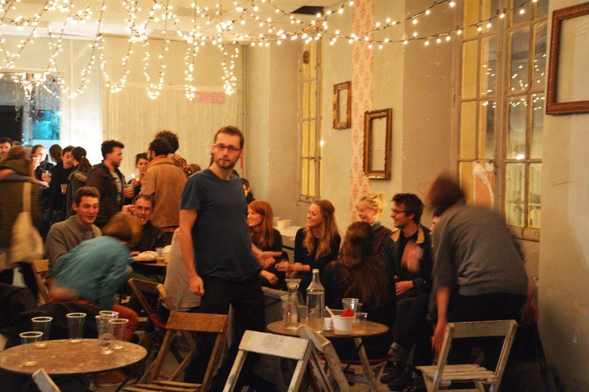 la fête de l'université foraine dans l'hospitalité Pasteur en photo!!