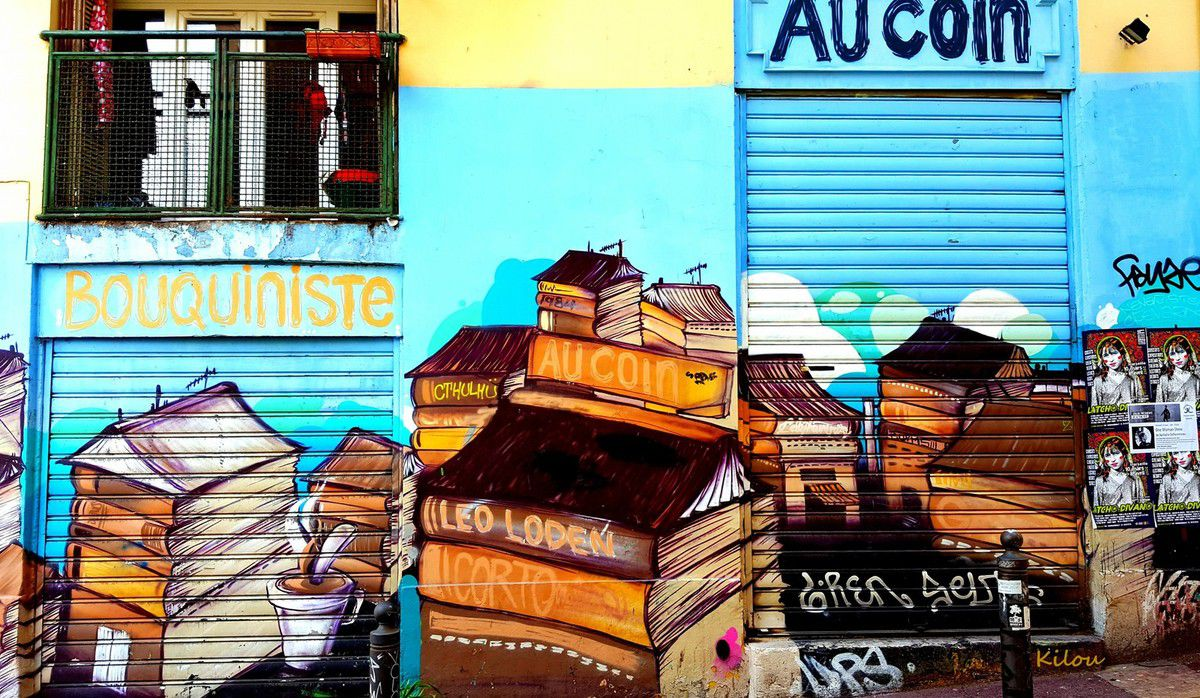 Street art of Marseille 2