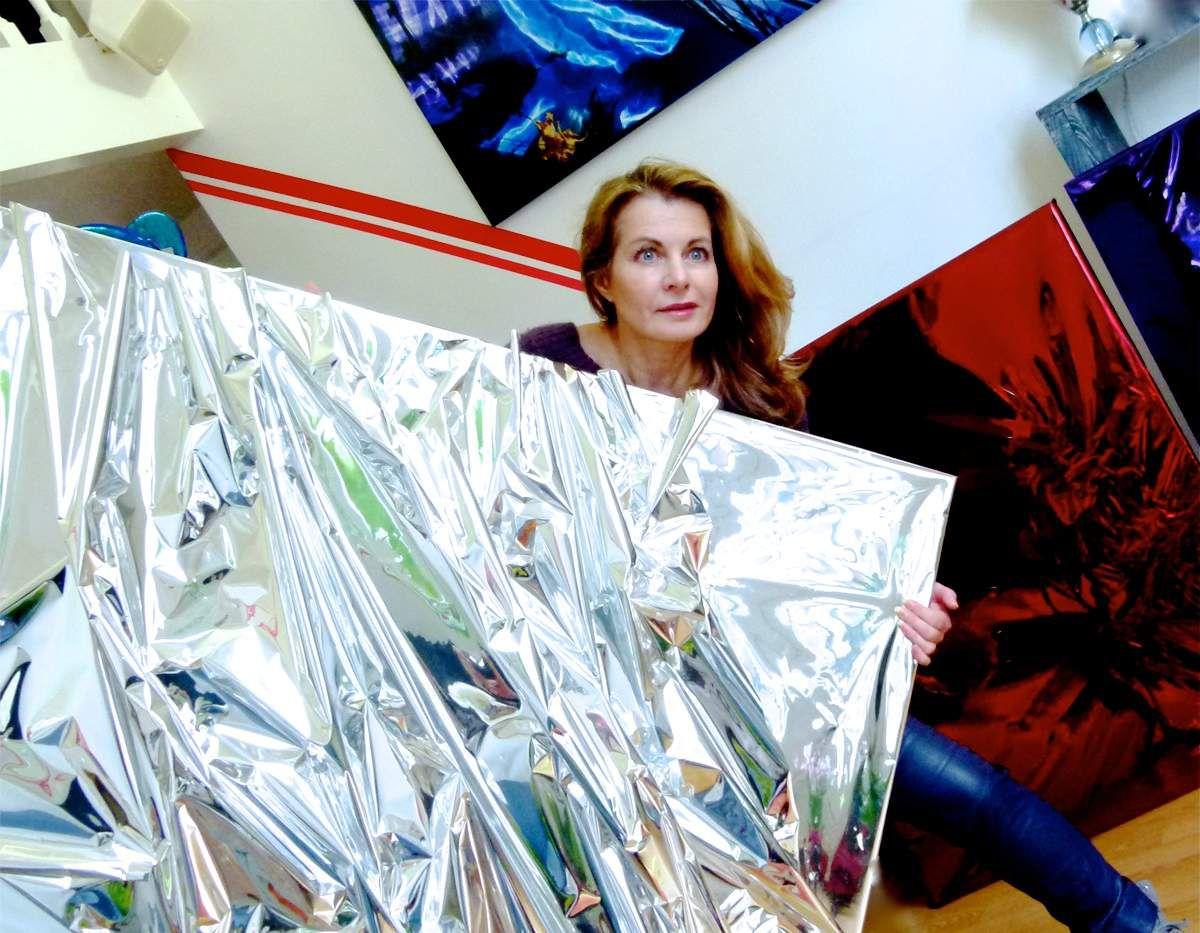 Julie H. Birenbaum, l'invisible de la lumière
