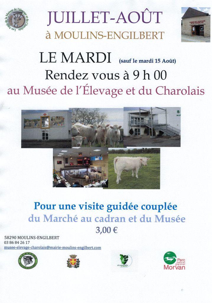 Visite guidée couplée Marché au Cadran & Musée