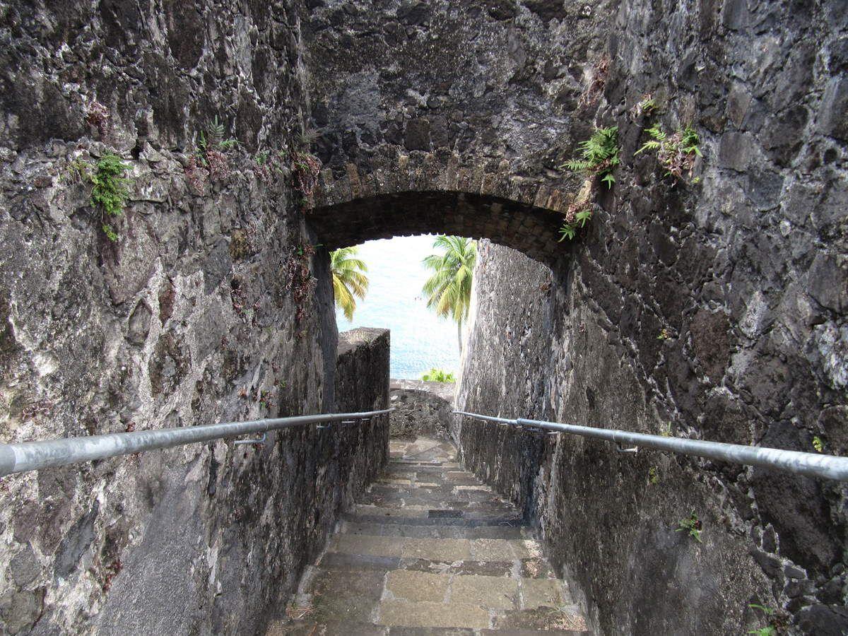 Fort Saint Louis Fort de France, Martinique