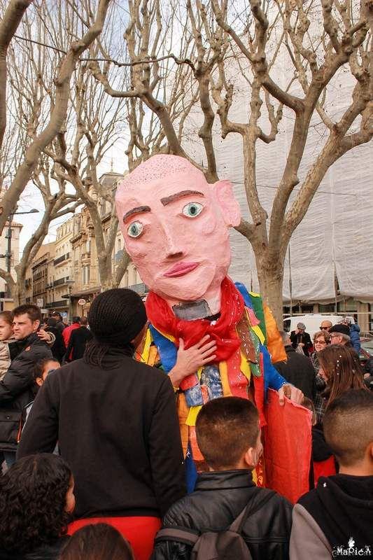 Le carnaval de Béziers 2015