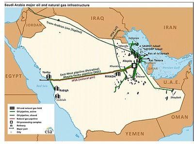 L'Arabie saoudite contre l'Iran : la plaque tectonique du pétrole de Qatif
