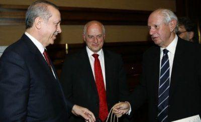 Erdogan crée l'Internationale islamiste deux jours après avoir reçu des dirigeants sionistes à Ankara