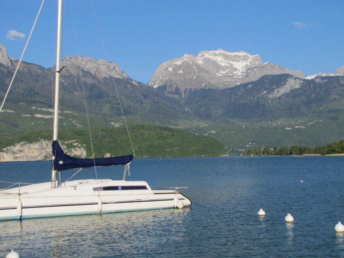 Petites Vacances au bord du Lac....