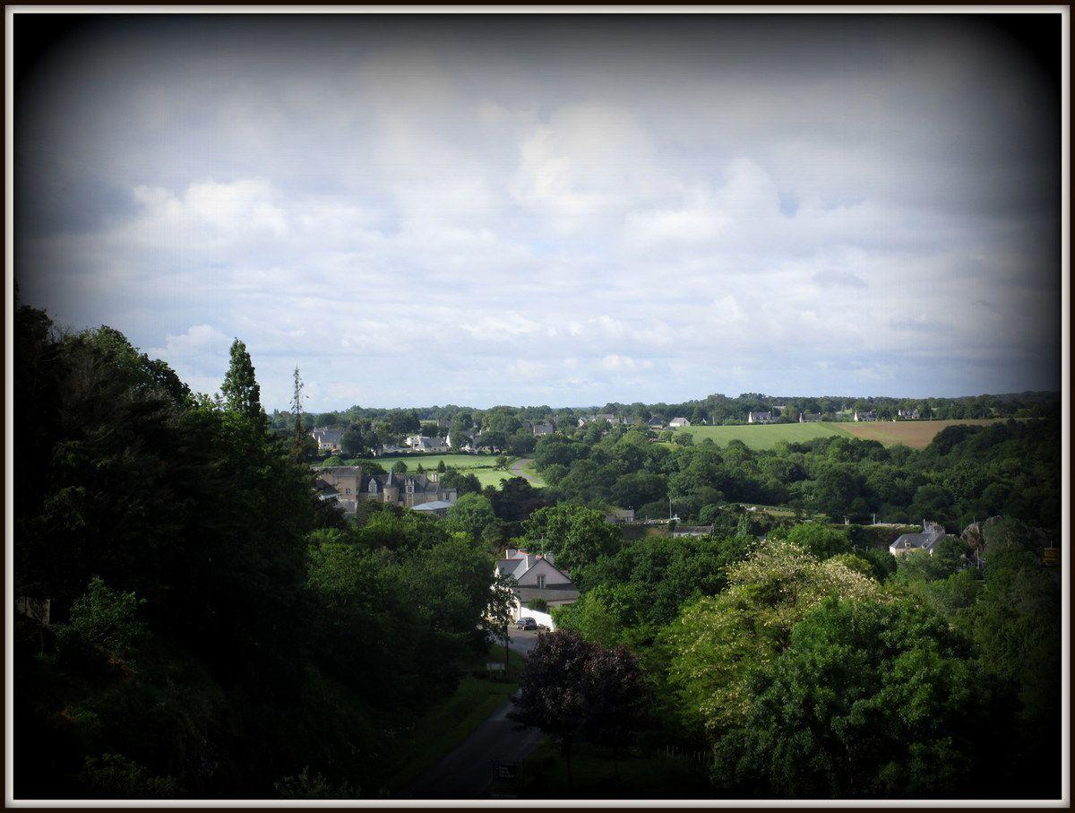 La Roche Bernard   aux confins du Morbihan et de la Loire Atlantique ...