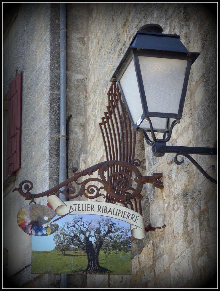 Les baux de Provence ...