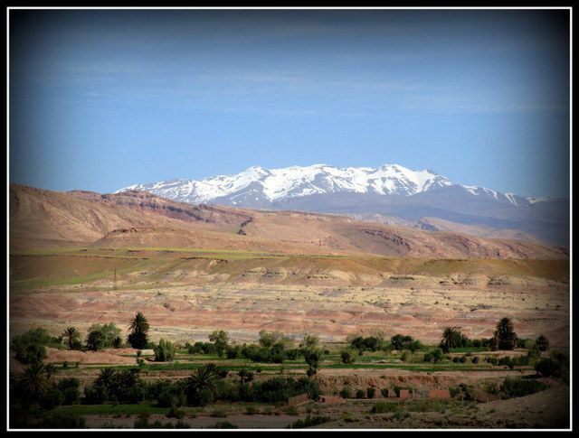 Paysages Marocains.....
