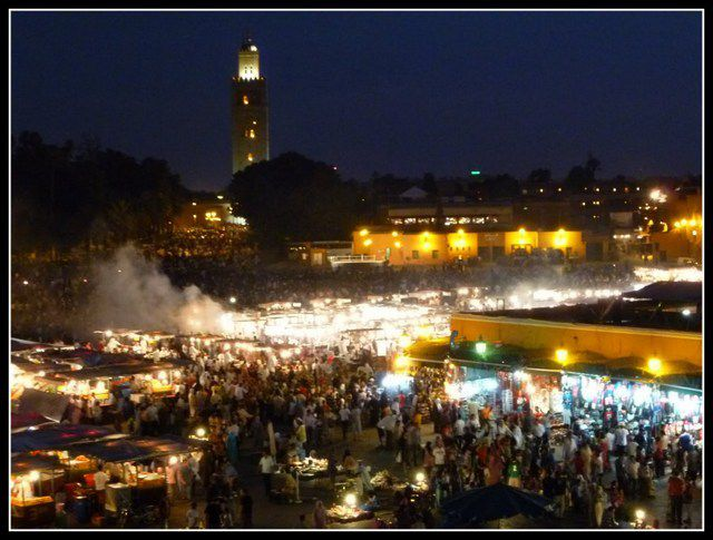 Marrakech ... by Nigt ....
