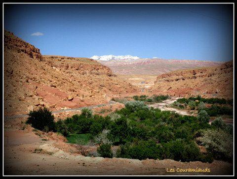 Ksar AIT BEN ADDOU  Maroc