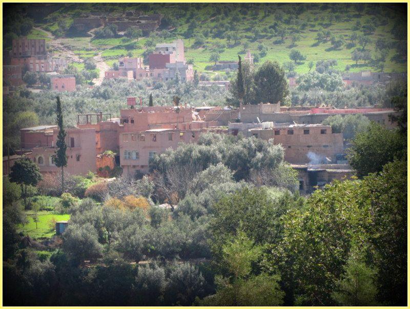 2015 - Maroc 'Ouzoud '