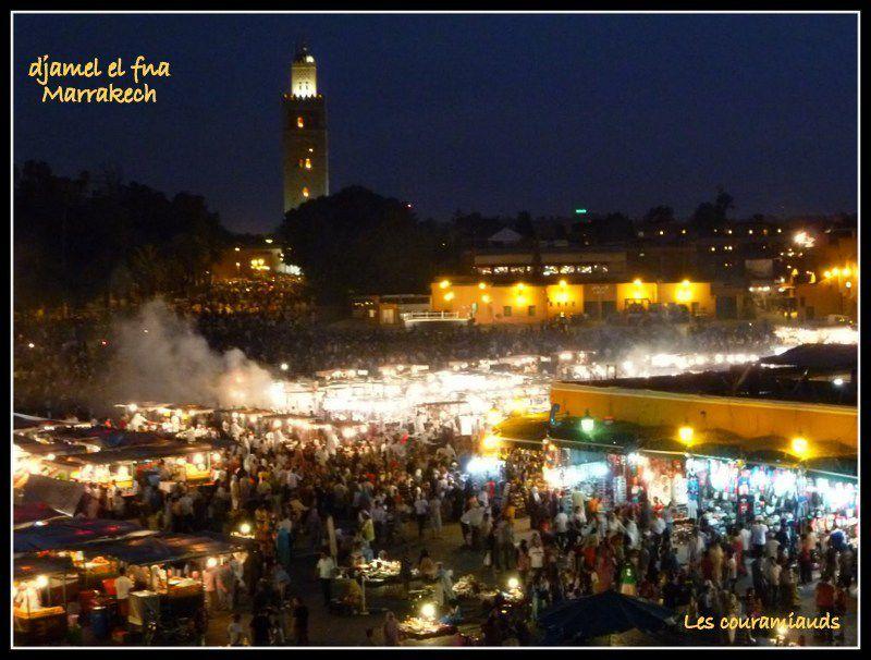 2015 - Maroc