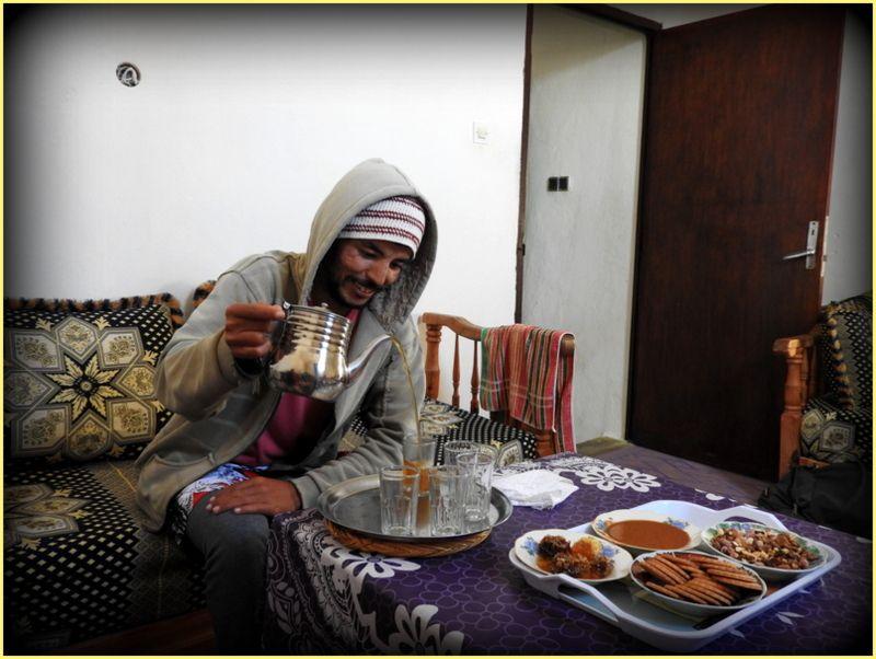 Cuisine Marocaine ..