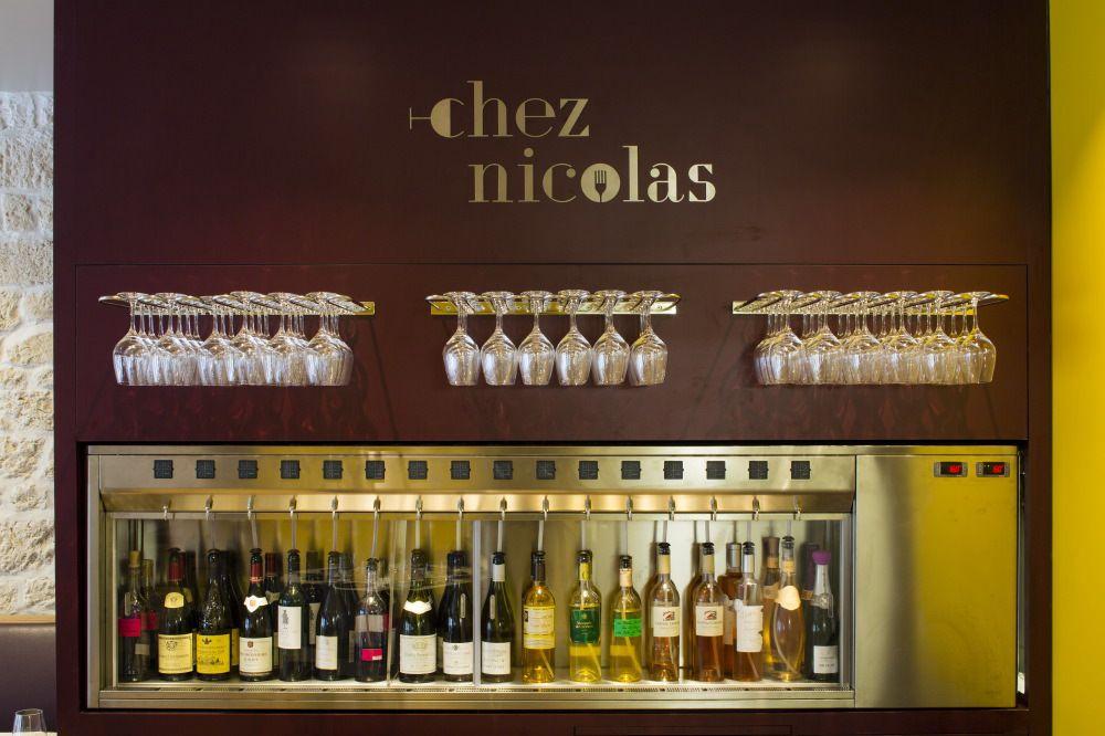 Privatisation Bar A Vins Place De La Madeleine