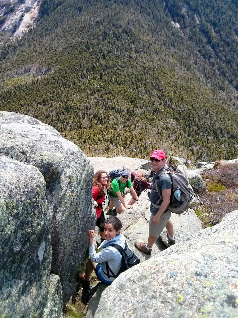 Vertiges dans les Adirondacks : Saddleback &amp&#x3B; Basin Moutain
