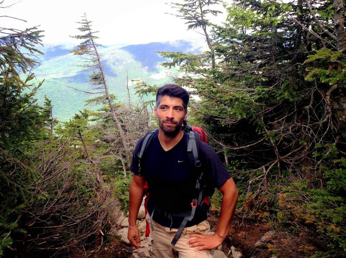 Ascension des Monts Lafayette &amp&#x3B; Lincoln