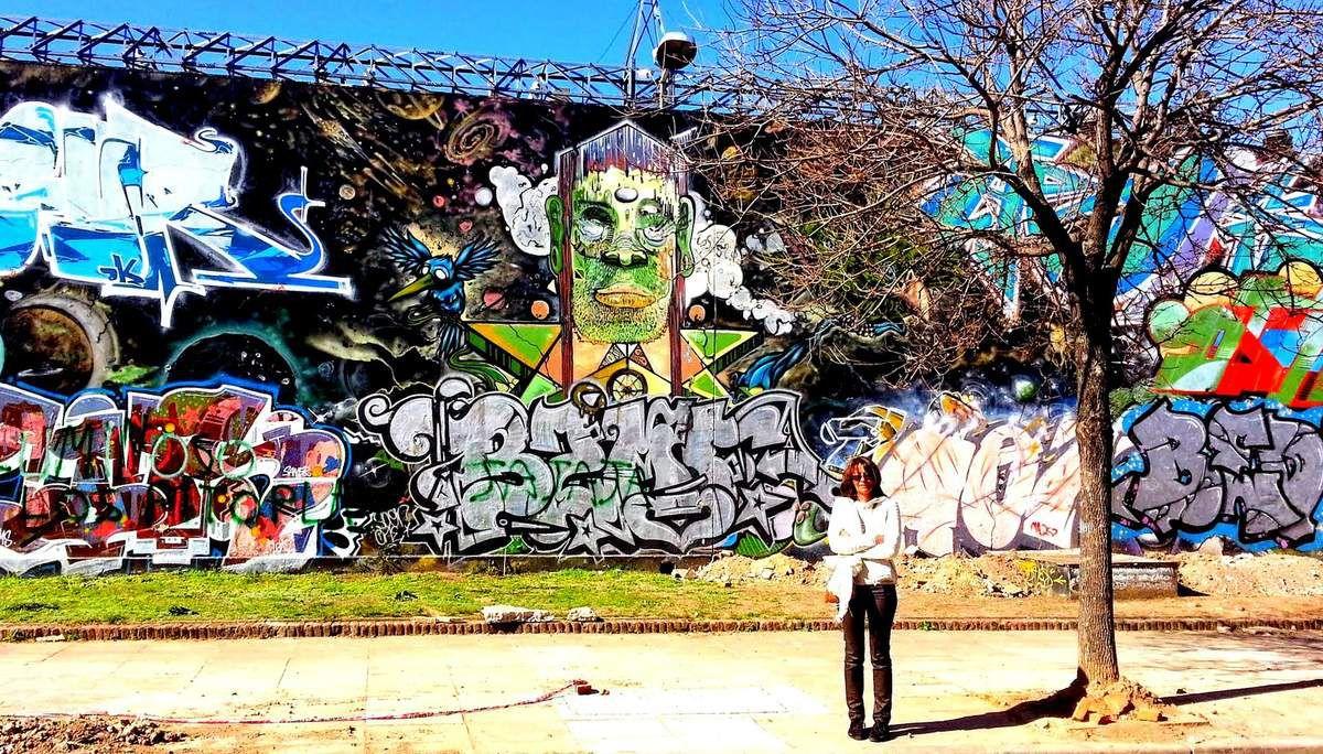 La jungle urbaine de Buenos Aires