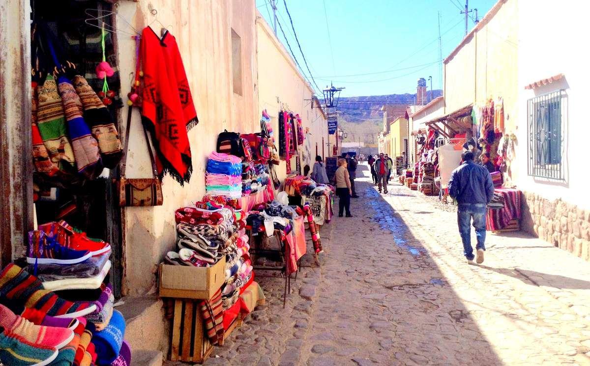 Le Nord de l'Argentine (2/2) : Pumamarca, Tilcara &amp&#x3B; Humahaca