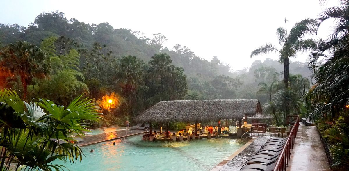 PURA VIDA : la Luxuriance Tropicale Costaricaine