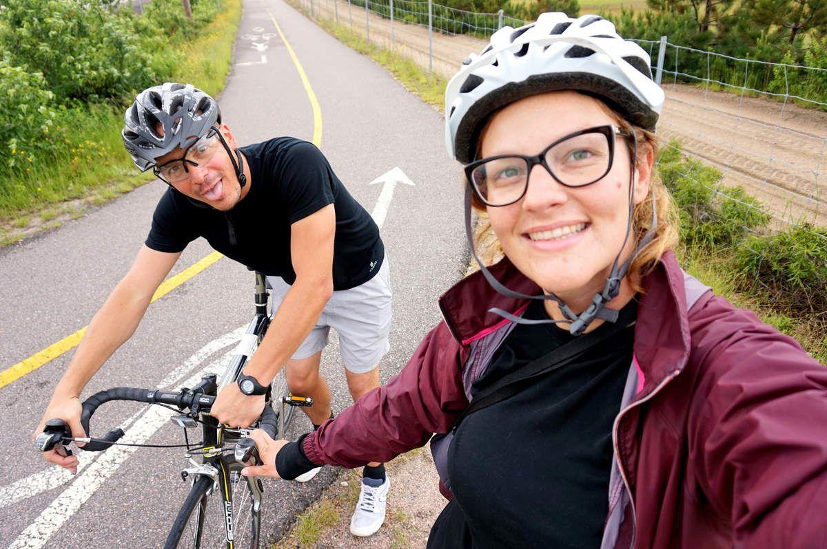 La véloroute des Bleuets en 3 jours : nos 250km autour du Lac St-Jean