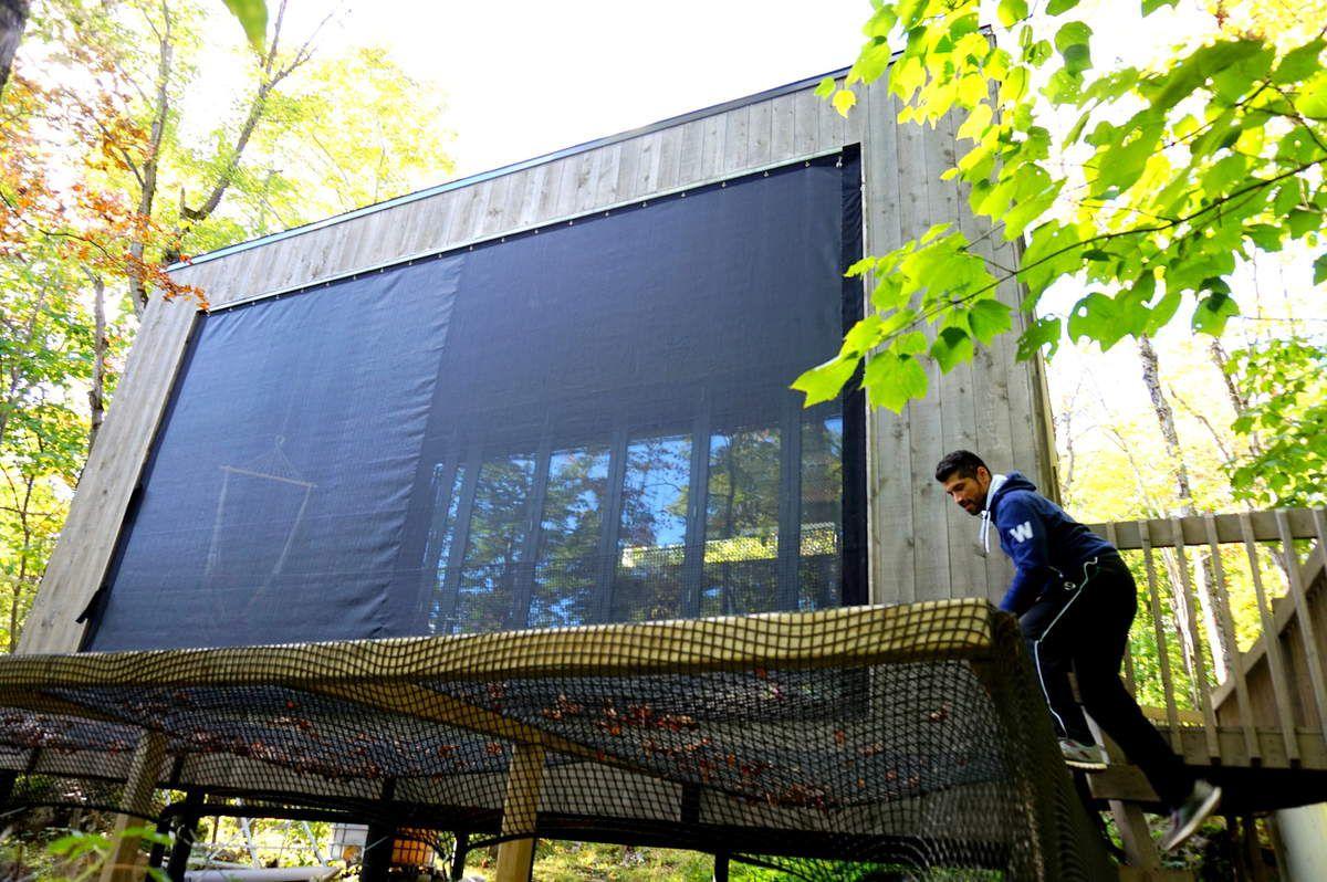 Un chalet écologique au coeur de la forêt : on a testé pour vous la ZooBox
