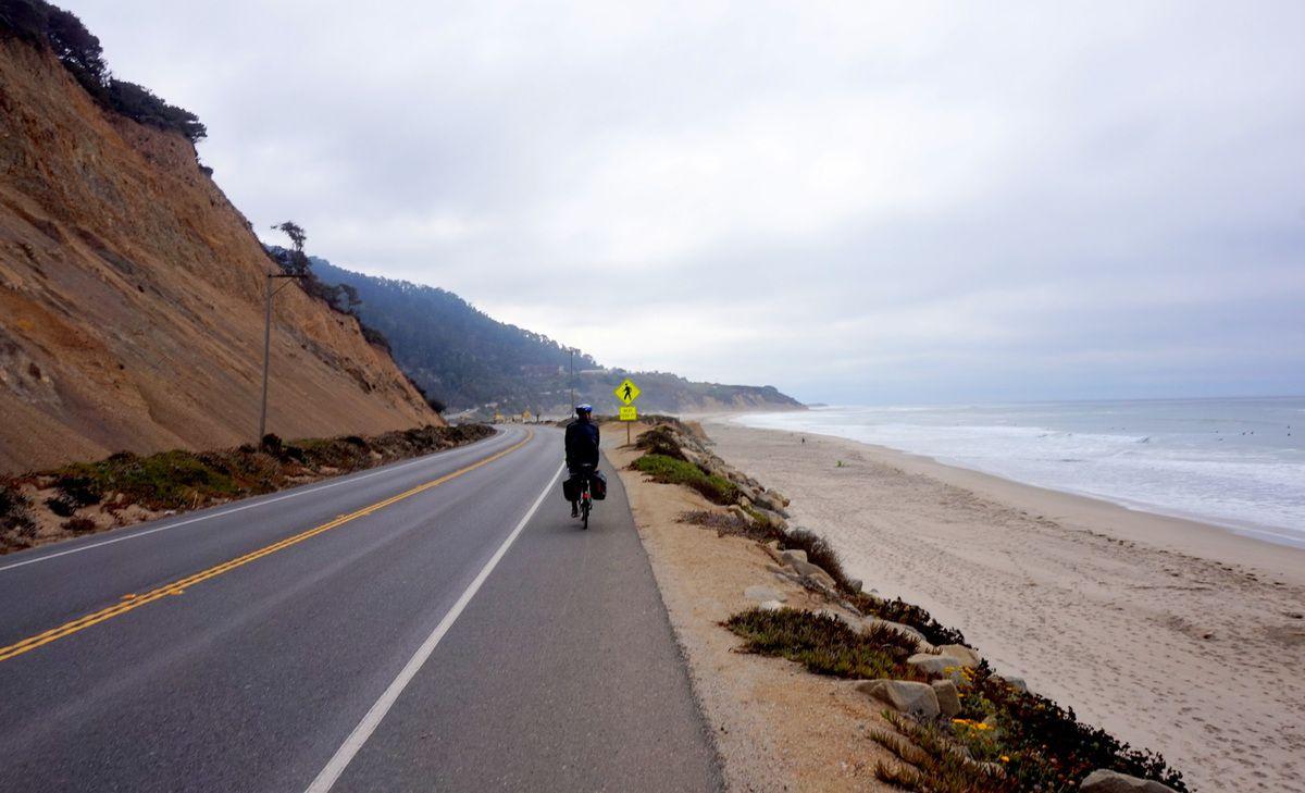 Notre semaine à vélo le long de la Pacific Coast