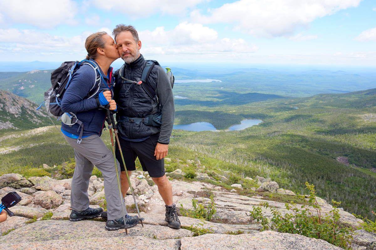 Le capricieux Mont Katahdin : ''L'Obsession Magnifique'' de Baxter State Park, point culminant du Maine