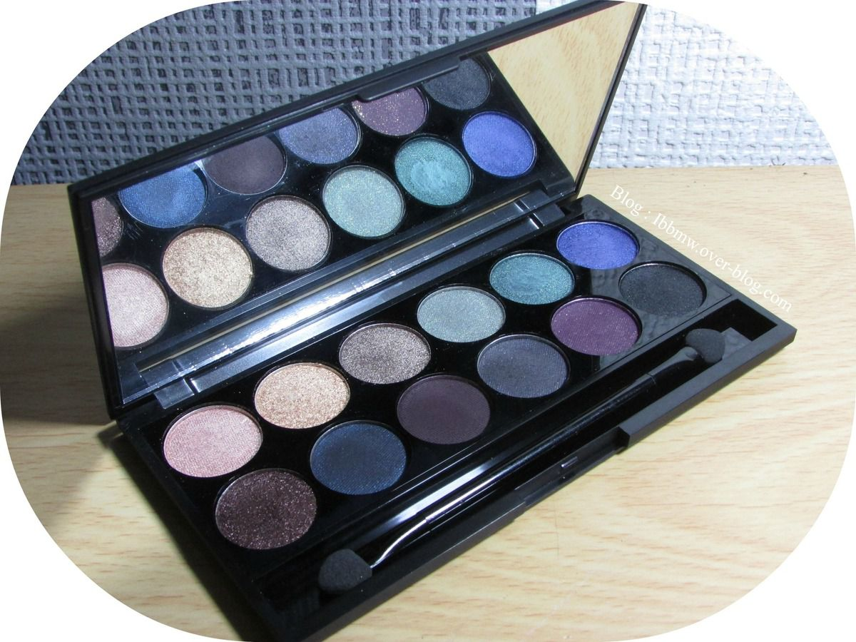 "Palette ""Arabian Nights"" Sleek"