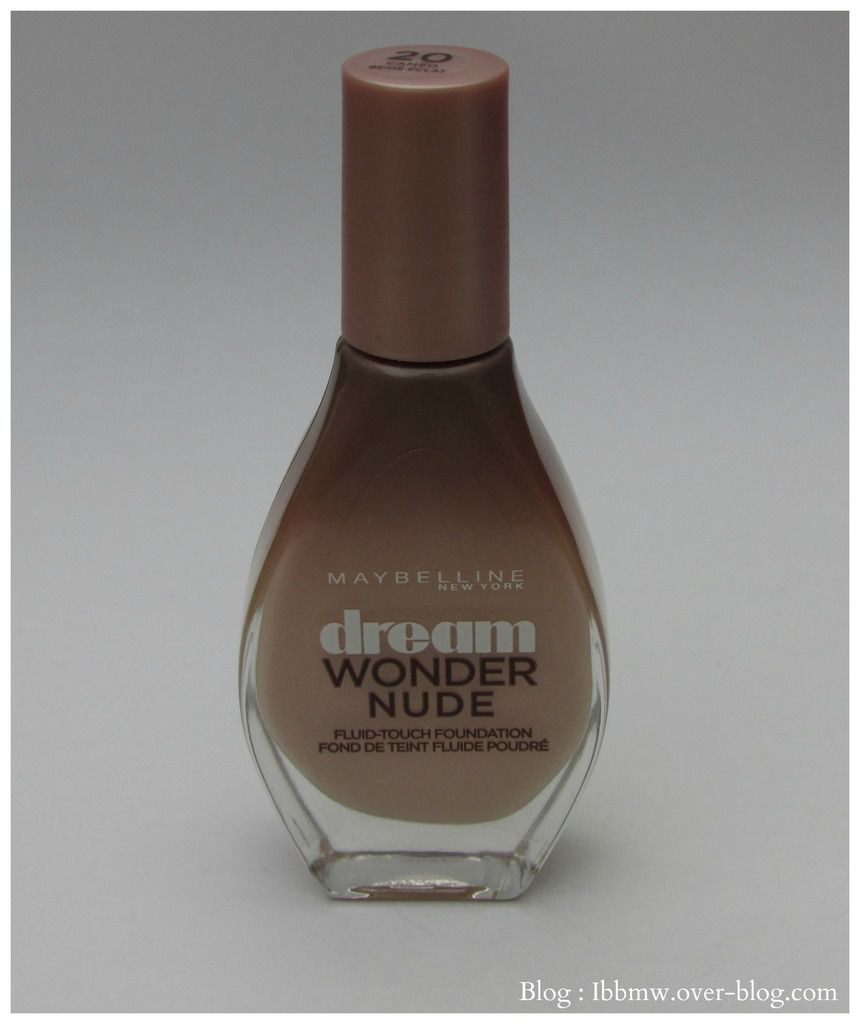 "Fond de teint ""Dream Wonder Nude"" Maybelline"